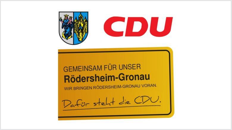 Stellungnahme der CDU zum Haushalt 2014 u 2015
