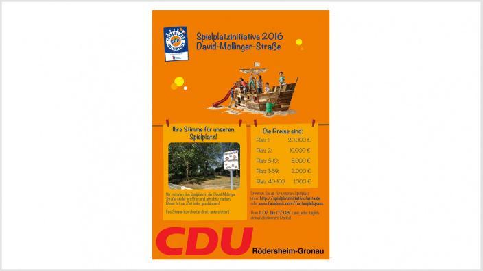 2016-07-01 Spielplatz Initiative David Möllinger Straße